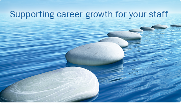 Supporting career growth for your staff